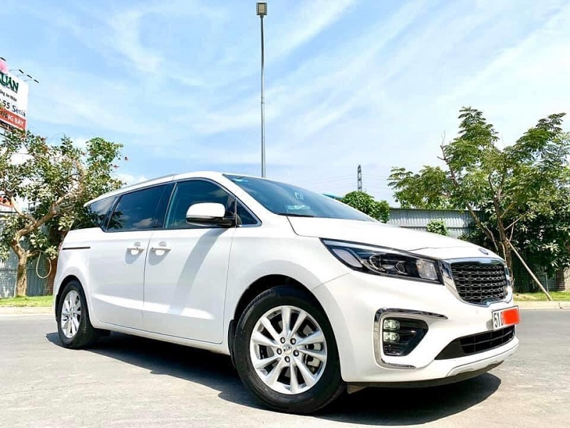 Cho thuê xe Kia Sedona uy tín tại Hà Nội