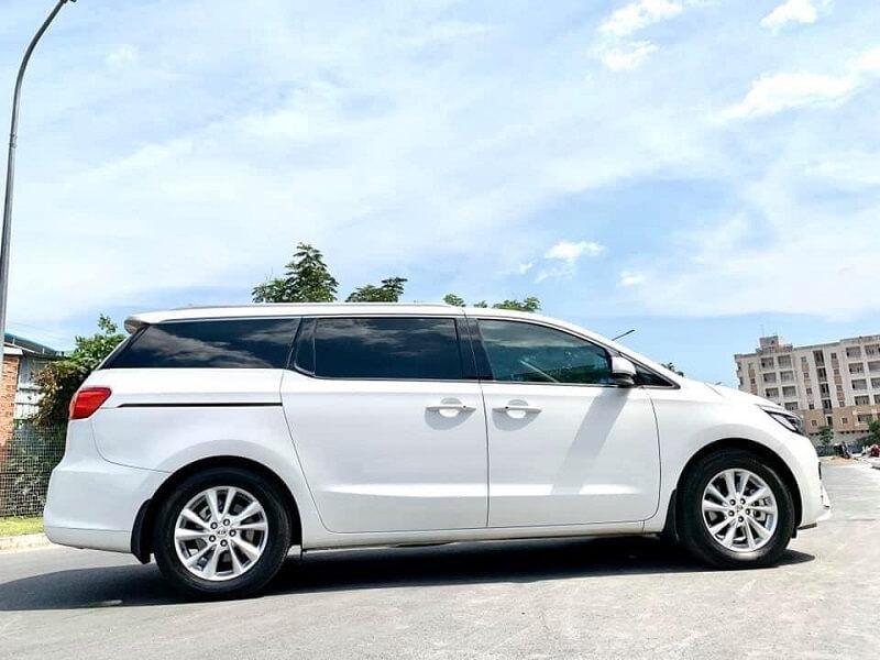 Cho thuê xe Sedona hàng đầu tại Tp HCM