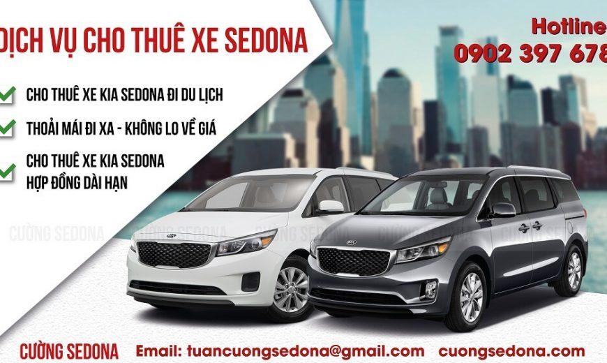 Cho thuê xe sedona tại Huyện Ba Vì