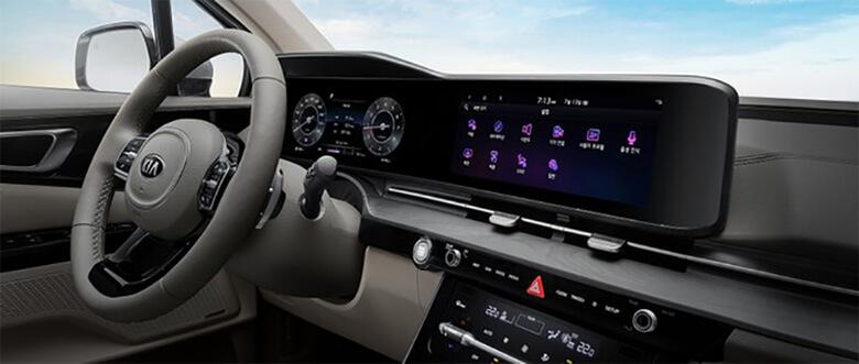 Kia Sedona 2021 trang bị độ an toàn vượt trội và hiện đại nhất