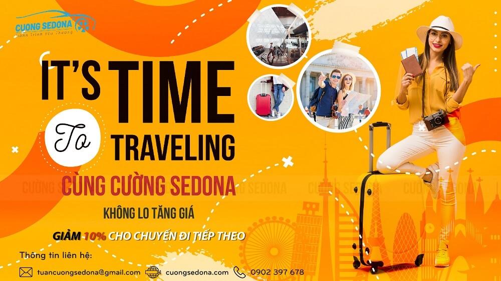 Cho thuê xe Kia Sedona đưa đón sân bay Đà Nẵng chuyên nghiệp giá rẻ
