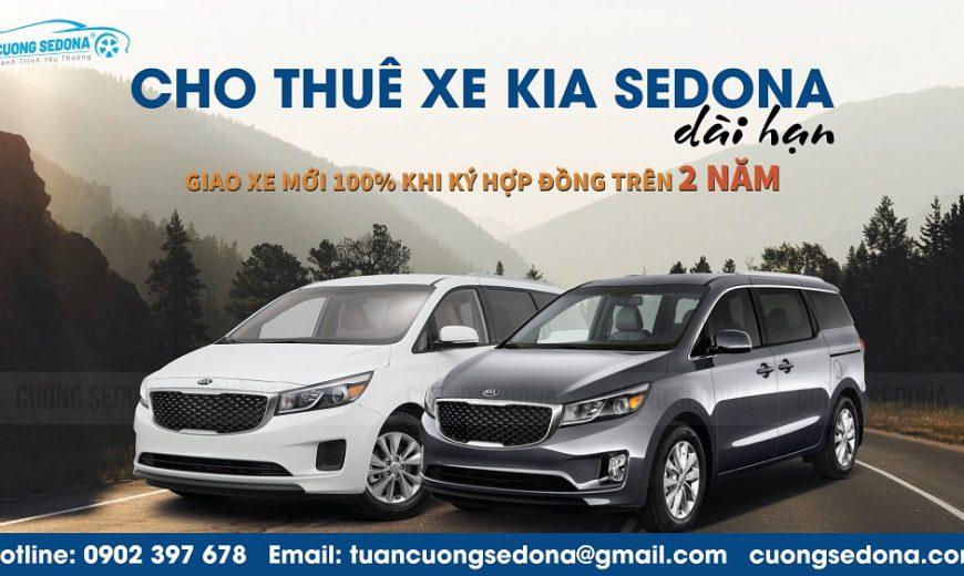 Cho thuê xe Kia Sedona Quận Long Biên