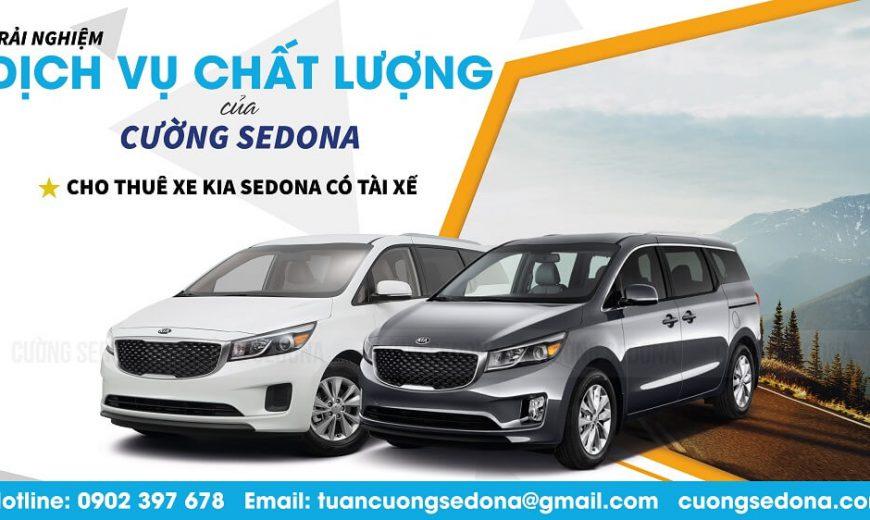 Cho thuê xe Kia Sedona Quận Hai Bà Trưng