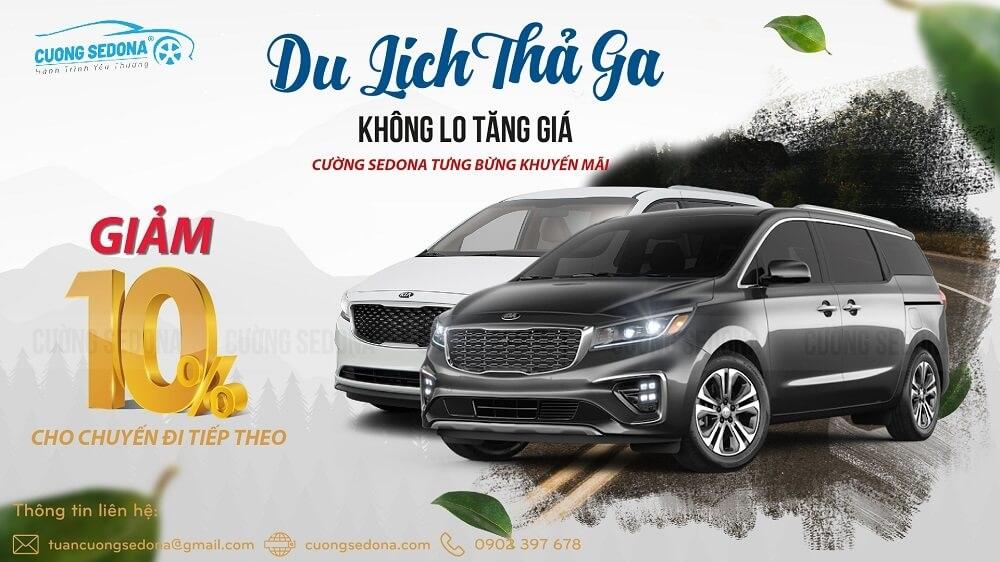 Cho thuê xe Kia Sedona tại Quận Hoàng Kiếm