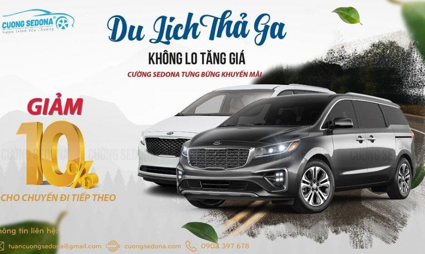 Cho thuê xe Kia Sedona tại Tp Đà Nẵng