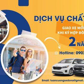 Cho thuê xe Kia Sedona Quận Tây Hồ