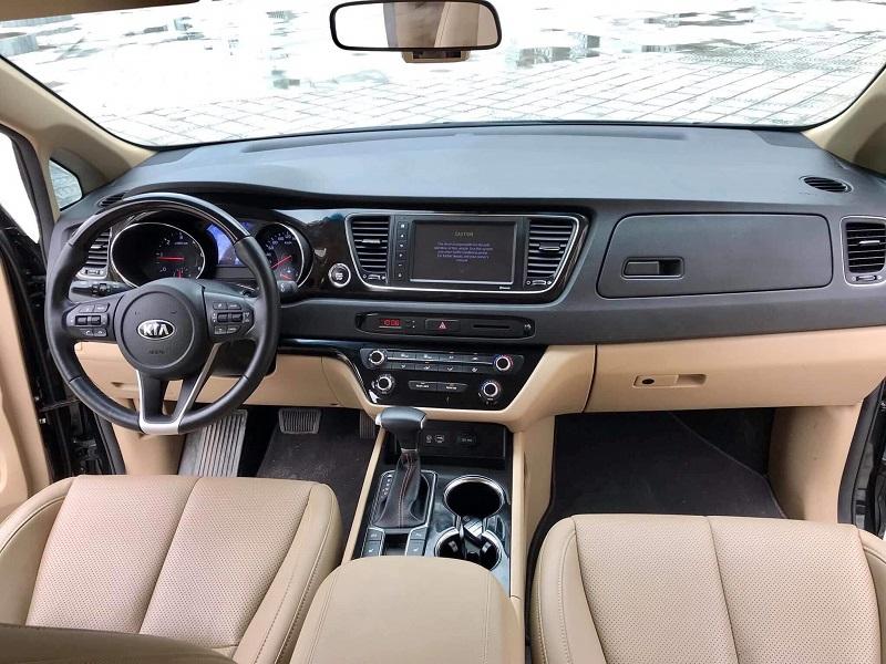 Cường Sedona chuyên cho thuê xe Kia Sedona tại Quận Hoàng Mai