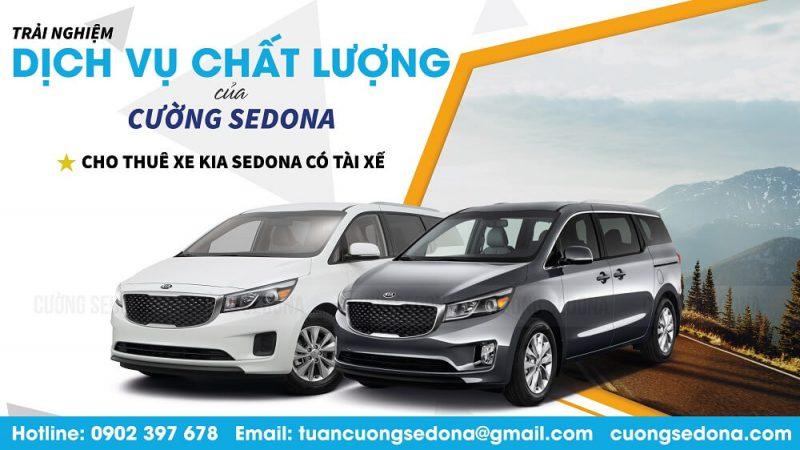 Cường Sedona chuyên cho thuê xe Kia Sedona tại Quận Ba Đình