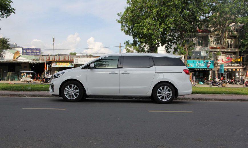 Cho thuê xe Kia Sedona Huyện Mỹ Đức