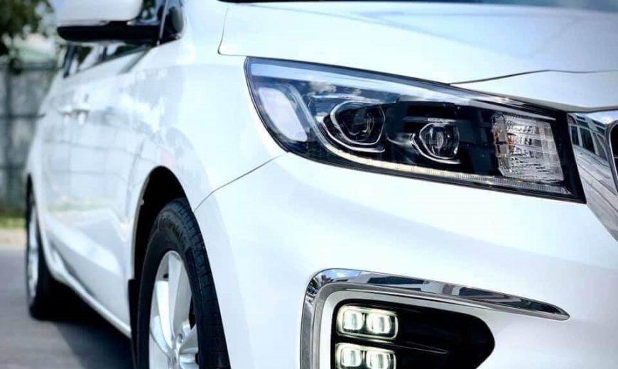 Cho thuê xe Kia Sedona tại Huyện Đông Anh