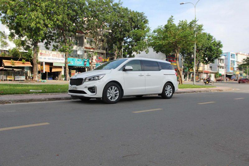 Thuê xe Kia Sedona HUyện Thạch Thất, Tp Hà Nội
